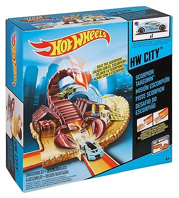 Hot Wheels Scorpion's Revenge Playset