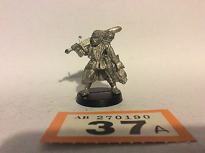 Warhammer Fantasy METAL 1x Mordheim Witch Hunter Frostgrave Emoire #036A