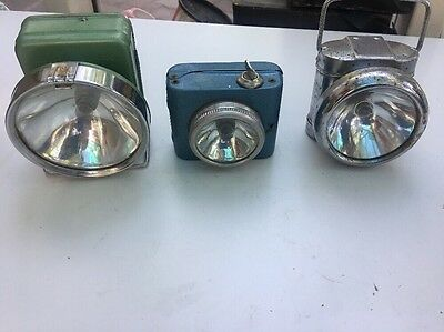Vintage Push Bike Headlights