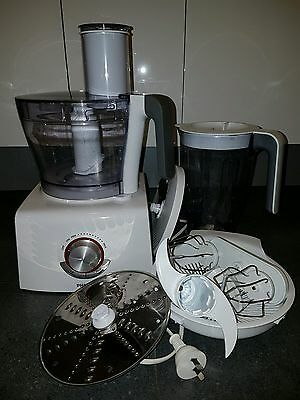 Philips food processor and blender 7774 - barely used