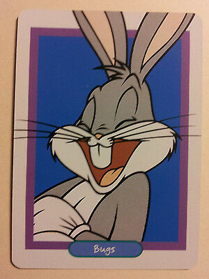 Bugs Bunny Playing Card - Must See !!