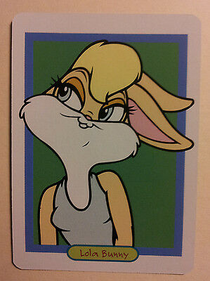 Lola Bunny Playing Card - Must See !!