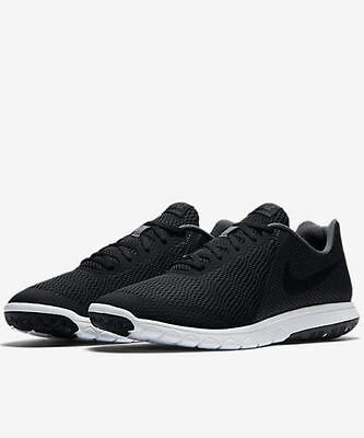 655e78fa40f8 NIKE FLEX EXPERIENCE RN 6 Mens 881802-001 Black Grey Running Shoes ...