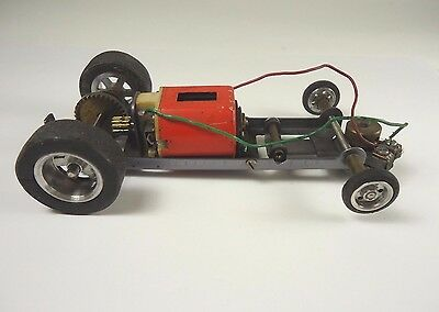 ORIGINAL CLASSIC COMPLETE RUNNING CHASSIS for 1/24 ASTRO V Buy Now w/ Free Ship