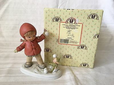 """Memories of Yesterday """"Look Out-Something Good Is Coming Your Way!"""" Enesco 1993"""