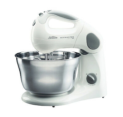Sunbeam MX5950 400W Compact PRO Versatile Stand or Hand Mixer