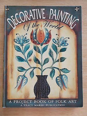 Decorative Painting of The World~Folk Art Projects~176pp H/B~1996