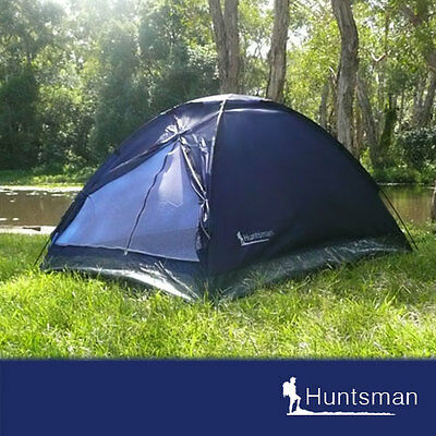 BRAND NEW 2 man person Huntsman camping dome tent