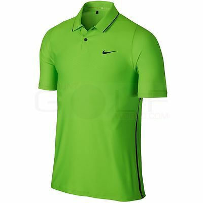 Nike TW VL Max Hypercool Polo 726205 SIZE LARGE TIGER WOODS