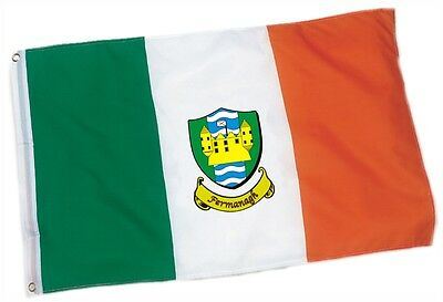 Fermanagh County Coat of Arms Ireland Flag - 3'x5' foot