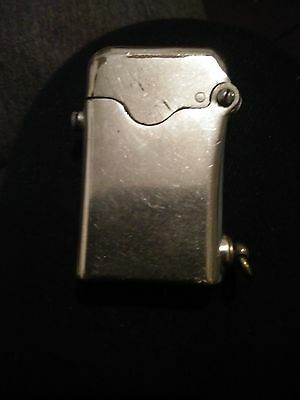 Extremely Rare Vintage Thorens Lighter British Patent No. 137508