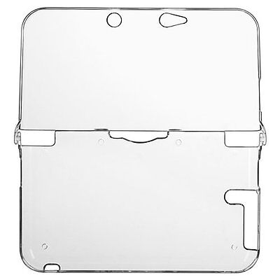 CLEAR Protective Armor-Case for 3DS-XL (KMD) New Shell Hard Cover