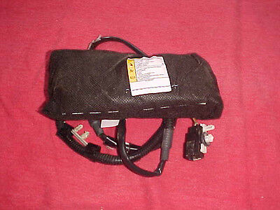 Good Used 09 10 11 12 Ford Escape Passenger Side Seat Airbag Good Used