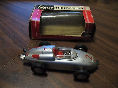 Schuco #1037 Micro Racer Porsche F1 1960S Works Tested Excellent
