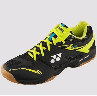 2017 Yonex POWER CUSHION 55 Badminton Shoes SHB55EX, Lightweight Low Cut Unisex