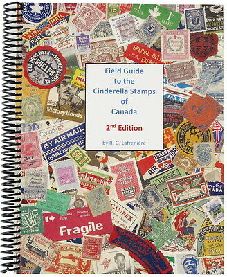 Field Guide to the Cinderella Stamps of Canada, 2nd edition