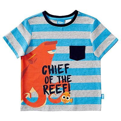 NEW Finding Dory Short Sleeve T-Shirt Kids Size 2