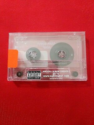 Kanye West YEEZUS Cassette Tape SEALED, stocked in melbourne!