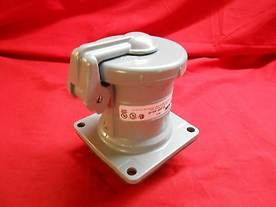 HUBBELL KILLARK VR641 Pin & Sleeve Receptacle 4W  4P  60A - NEW