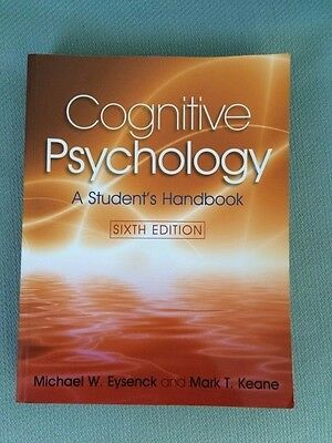 Cognitive Psychology: A Student's Handbook by Eysenck and Keane