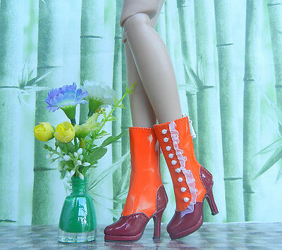 "Zhang_young shoes for Tonner/16""Ellowyne Wilde,Antoinette/Tyler doll(16-ATS-16)"
