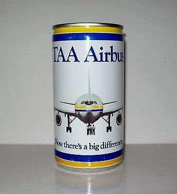 """""""KB"""" TAA Airbus Beer Can"""
