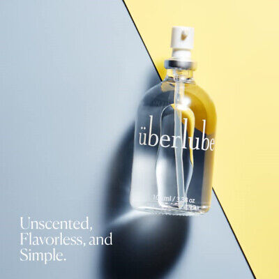 Überlube Luxury Lubricant 100ml bottle - Uberlube