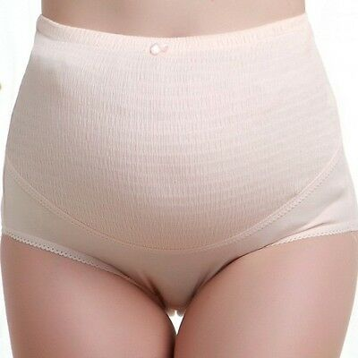 High Waist Pregnant Belly Care Maternity Panties Brief Pregnancy Underwear