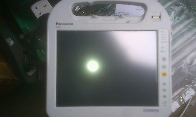 Lot of   30x  Panasonic Toughbook CF-H1 Health Tablet 1GB 80GB Barcode Reader