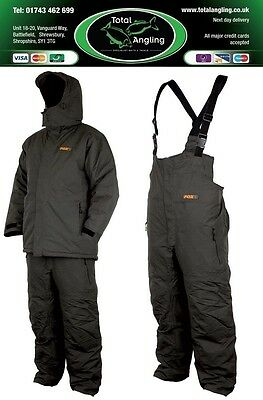Fox Thermal Waterproof 2 Piece Carp Fishing Suit. Size Small. Rrp £150