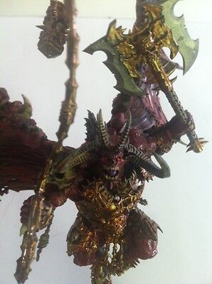 Warhammer 40k Fantasy Age Of Sigmar Chaos Daemons Army Khorne Bloodthirster !!!