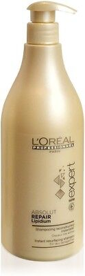 Loreal Absolut Repair Lipidium Shampoo XXL 750 ml