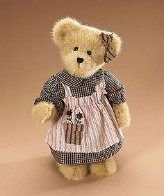 Boyds Anne Quilt beary Bear BNWT  ideal for Quilting Fan on Mother's Day mothers