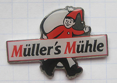 MÜLLER`S MÜHLE / REIS  .................................. Pin (111a)