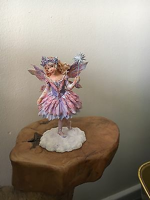 Faerie Poppets Ltd Edition By Christine Haworth -Beautifully Detail