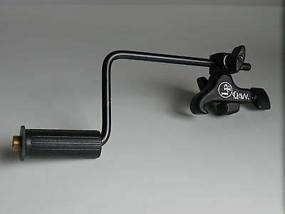LP Claw (Latin Percussion) LP592A Drum Mic/Microphone Mount/Holder/Clip - As New