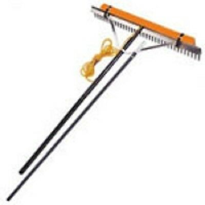 Mid west Long Reach lake rake for Chemical Free Aquatic weed remover