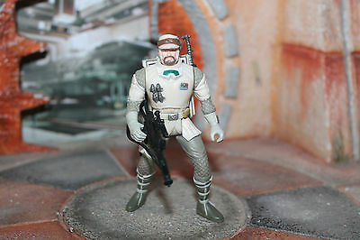 Hoth Rebel Trooper Star Wars Power Of The Force 2 1997 loose