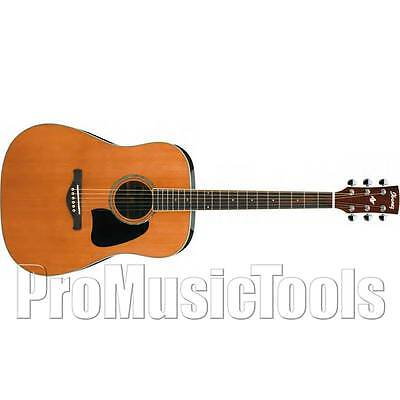Ibanez AW370 NT - Natural * NEW * artwood acoustic western aw-370 aw400 aw300