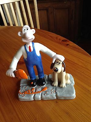 coalport wallace and gromit