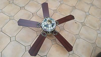 Victorian Ceiling fan with light