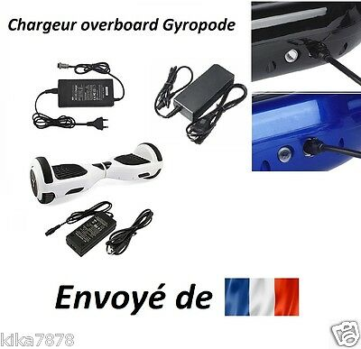chargeur électrique overboard gyropode Hoverboard Smart board neuf