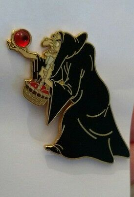 disney pin celebration 2002 le 3500 snow white witch evil Queen