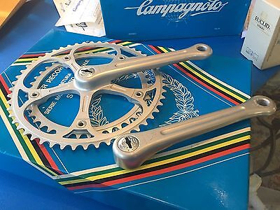 STRONGLIGHT S 144 NOS NEW Road bike Bicycle Crankset Compatible Campagnolo
