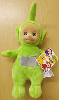 "Teletubbies ~ Talking Dipsy ~ Supersoft Plush 10"" (27 cm) Soft Toy"