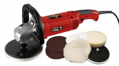 "Performance Tool (W50084) 7"" Variable Speed Sander/Polisher"