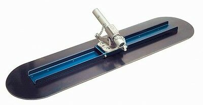 "Kraft 60"" Big D Blue Bull Float & EZY-Tilt Bracket, concrete tool, CC749"