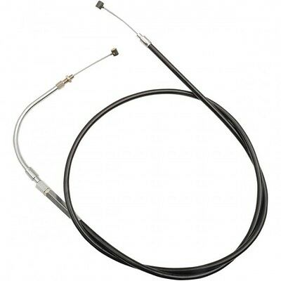 Clutch cable traditional black oversize +6 (152mm) - 101-8... - Barnett 06521954