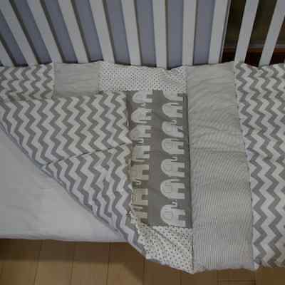 Baby Double-sided Quilt, Coverlet, Baby Bedding, Cover, Baby Blanket