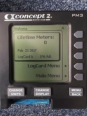 Concept2 Rower Monitor PM3